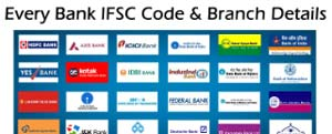 Every Bank Bank Details - IFSC Codes, Contact Number, Addresss