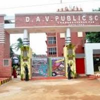 Dav Public School Boarding School in Bhubaneswar, Odisha