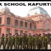 Sainik School Boarding School in Kapurthala, Punjab