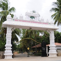Sree Vidyanikethan International School Boarding School in Tirupati, Andhra Pradesh